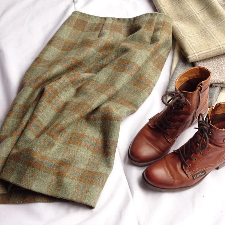 Winter Wool Fabric