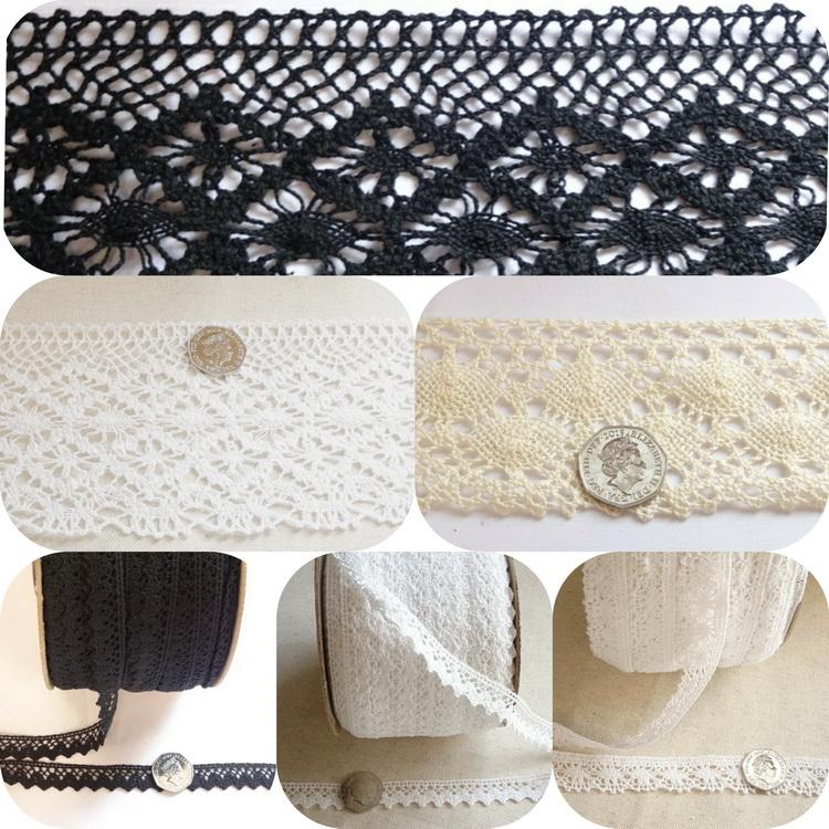 Crochet Lace Trim